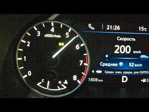 2016 Nissan Murano 3.5 4WD, 0 200km h