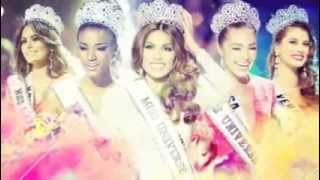 Miss Universe 2013 Opening Theme Song (original copy)