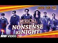 Lyrical nonsense ki night full song with lyrics happy new year shah rukh khan mika singh mp3