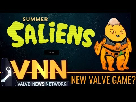 Valve's Newly Released Game - Saliens