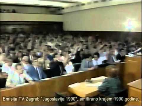Jugoslavija 1990.