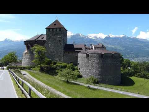 A Tour Of Vaduz, Liechtenstein 25 May 2016