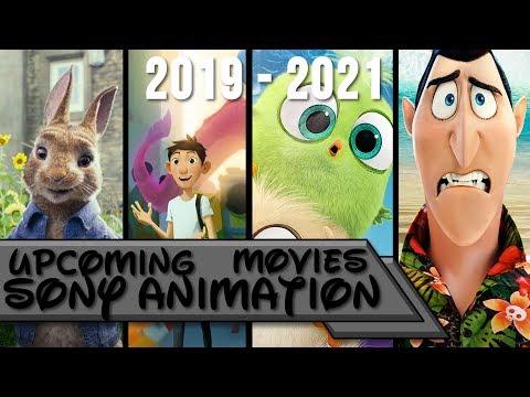 Upcoming Sony Animation Movies 2019-2021