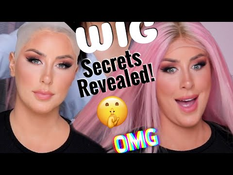 WIG EXPERT SPILLS THE TEA! How to Apply a Wig- Chrisspy thumbnail