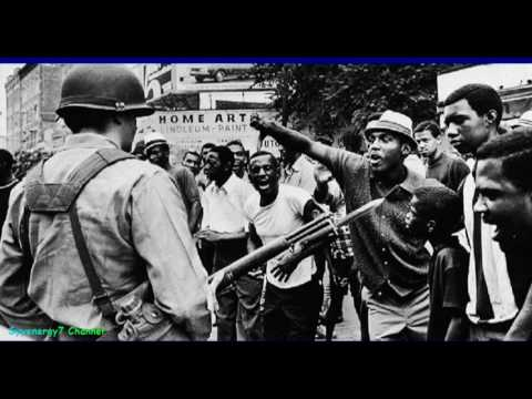 NRA, Black Panthers, the Police & GUN CONTROL