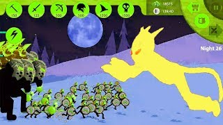 Stick War: Legacy Hack 2019 All Skins Unlocked | Android GamePlay#5 FHD