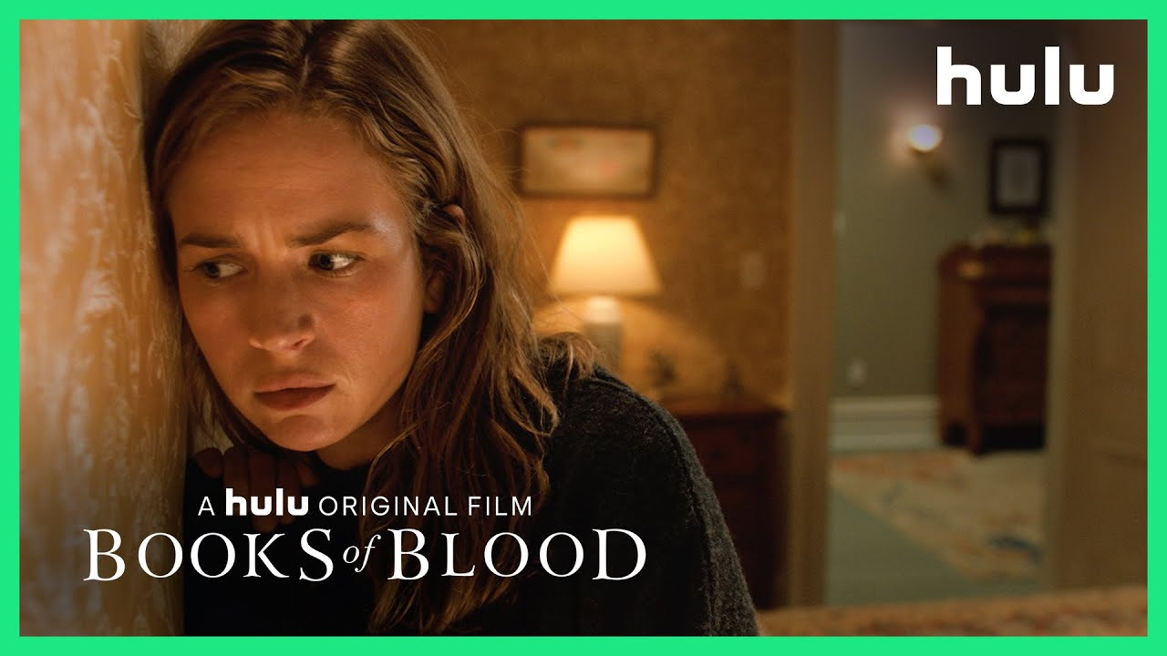 Books of Blood - Trailer (Official) • A Hulu Original Film
