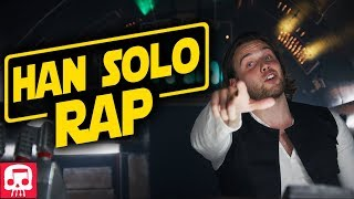 """HAN SOLO RAP by JT Music (feat. NerdOut) - """"Never Tell Me the Odds"""""""