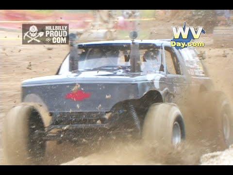Mud Bog #1 Randolph County Fair Beverly WV September 7 2014