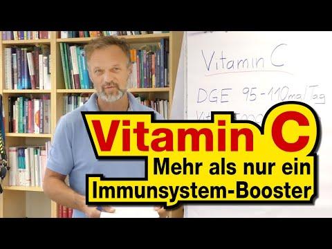 Vitamin C ? mehr als nur ein Immunsystem-Booster, Dr. rer. nat. Markus Stark