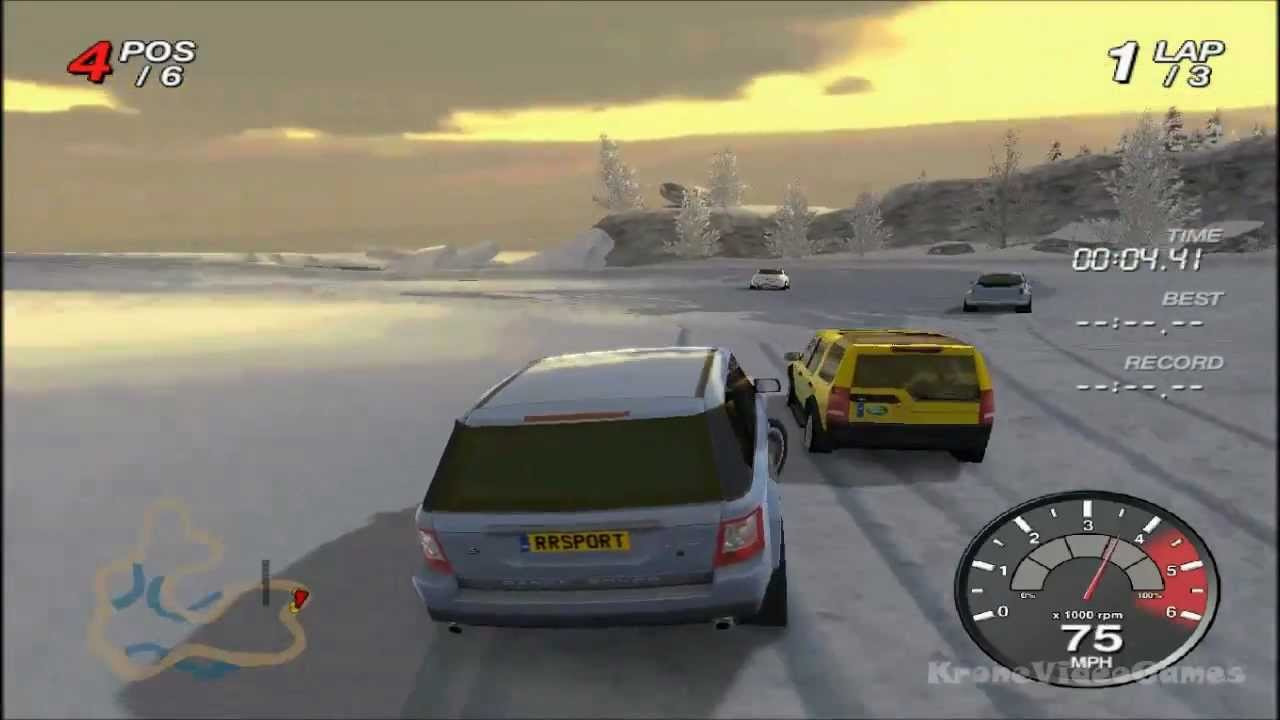 Ford Racing Off Road Gameplay Pc Hd Youtube