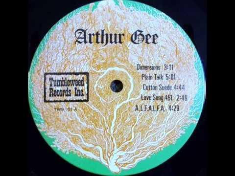 Arthur Gee - Waterweight (1971)
