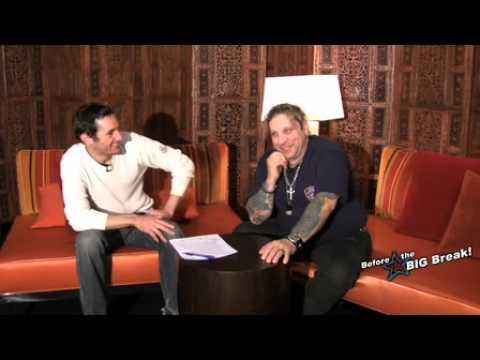AJ Pero Interview (Part I) -- Monroe Mann Interviews Twisted Sister Drummer AJ Pero
