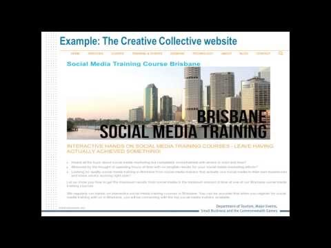 Maximising Your Website Potential - recorded webinar 27 July 2013