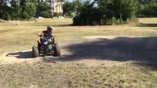 Grizly atv 125 cc pour ados quad enfant ados 789€