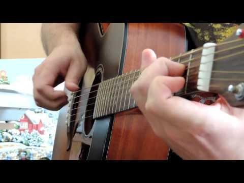 ДДТ – Что такое осень / What Fall - Fingerstyle Guitar Cover