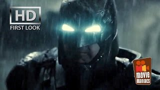 Batman v Superman - Stay Down | official FIRST LOOK clip (2016) Ben Affleck Henry Cavill