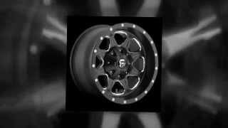 Fuel Offroad Wheels for Sale - Fuel Truck Wheel and Tire Packages