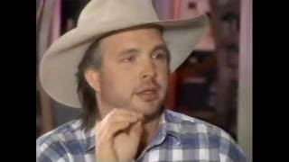 GARTH BROOKS - BARBARA WALTERS TALK SHOW, 1993 (75)