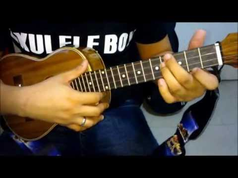 Dare You To Move By Switchfoot Ukulele Tutorial Youtube