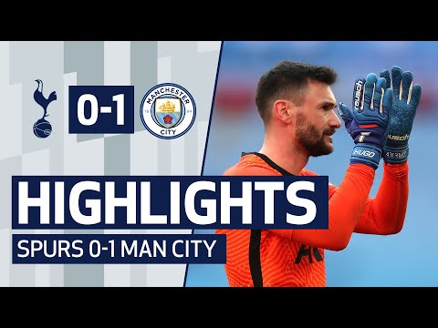HIGHLIGHTS | SPURS 0-1 MAN CITY | Carabao Cup Final 2021