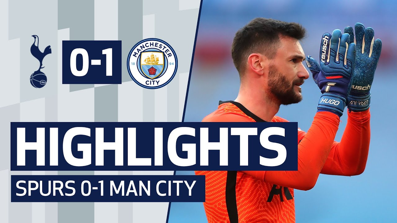 Manchester City vs. Tottenham score: EFL Cup goes to City as ...