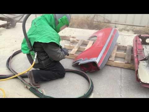 66 LeMans US Auto Restoration Media Blast Tulsa OK