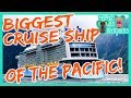 Full Tour Of The Ovation Of The Seas, Royal Caribbean Cruise Ship!