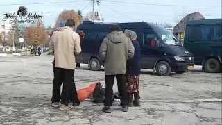 Алкашня с авто вокзала г.Дондюшаны