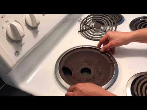 Top Burner Receptacle Kit Part 330031 And Others How