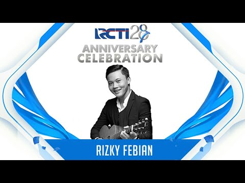 "RCTI 28 Anniversary Celebration | Rizky Febian ""What Do You Mean"""