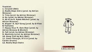 Adrian Stresow - Pajama Day [FULL ALBUM]