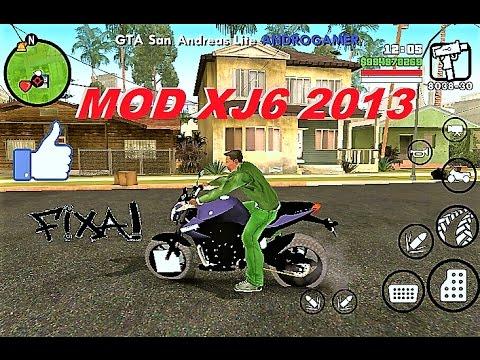 MOD XJ6 2013 GTA SA ANDROID LITE - YouTube