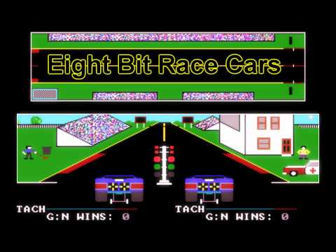 Royalty Free Music #135 (Eight Bit Race Cars) Video Game Action/Suspense