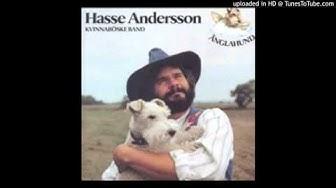 Hasse Andersson - Ann-Christin (CD-kvalitet)