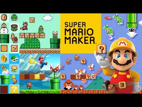 how to play super mario maker on pc