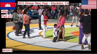 Khmer New Year - April 2013 - Stockton, CA (2/2)