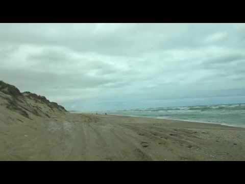 2014 Jeep Cherokee Trailhawk on soft sand