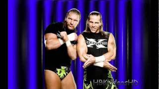 WWE D Generation X Theme Song [HD] - Break It Down w/ Download Link