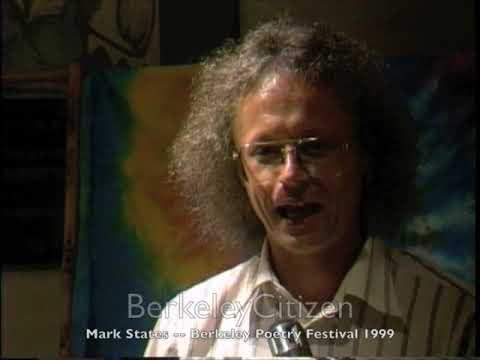 Mark States - Berkeley Poetry Festival 1999