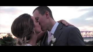 Ashland Railroad Depot Wedding // Meagan + Brandon Byrnes 2018