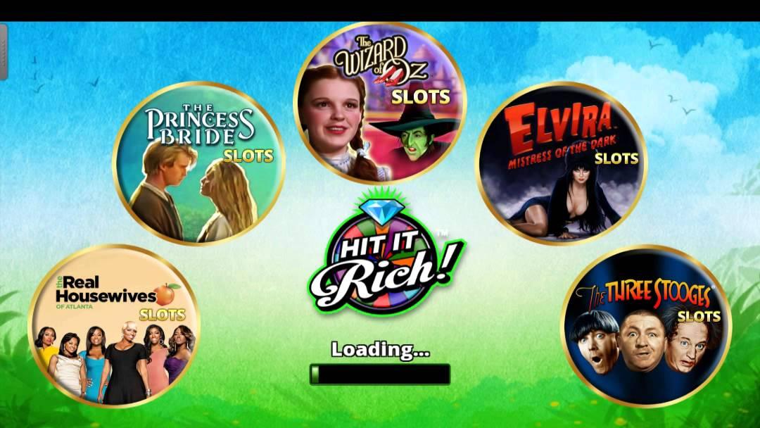 hit it rich casino slots hilesi