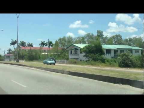 Guyana 2012 East Coast