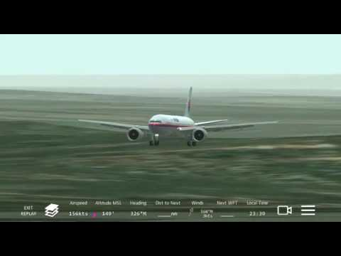 Malaysia Airlines B777-2H6ER
