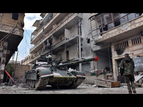 The Battle for Aleppo is Over