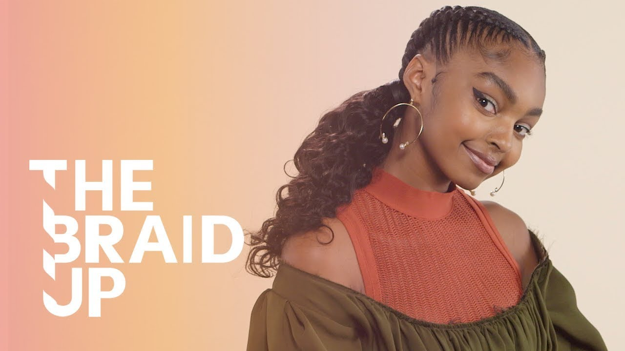 Spiral Stitch Braids - The Braid Up   Episode 18   Cosmopolitan