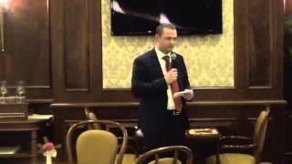 Секреты переговоров -- Ефремов Сергей -- Тренинг-центр «ЛИДЕР» - часть 1(, 2014-01-25T07:51:57.000Z)