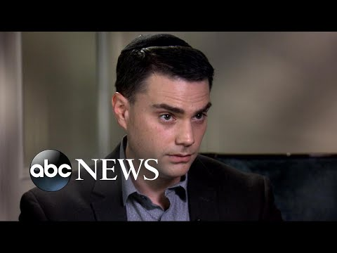 Outspoken conservative Ben Shapiro says political correctnes