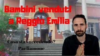 COMPRAVENDITA DI BAMBINI A BIBBIANO, REGGIO EMILIA