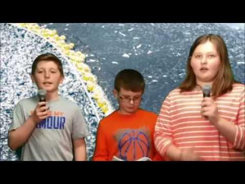Fifth Grade Ocean Project
